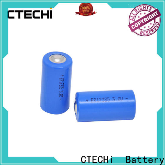 CTECHi lithium battery cells manufacturer for electronic products
