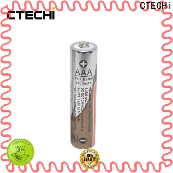 CTECHi durable li-fes2 battery series for cameras