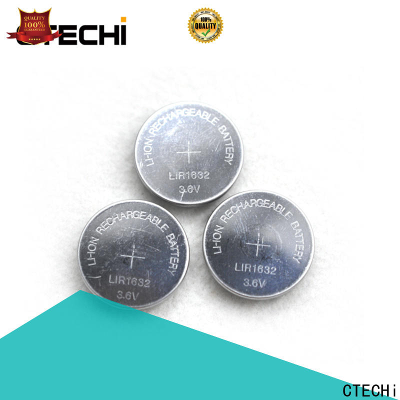 CTECHi rechargeable cell battery manufacturer for calculator