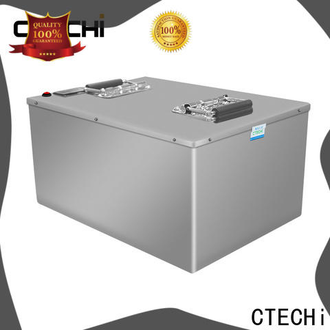 CTECHi 12v camping battery pack manufacturer for small electric vehicles