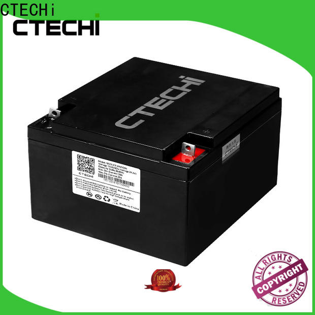 professional lifepo4 power pack supplier for Cleaning Machine