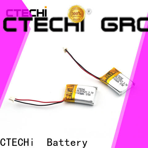 37v lithium polymer battery supplier for electronics device