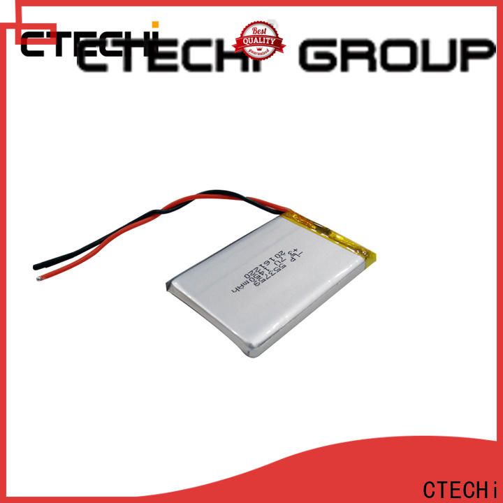 CTECHi lithium polymer battery charger supplier for phone