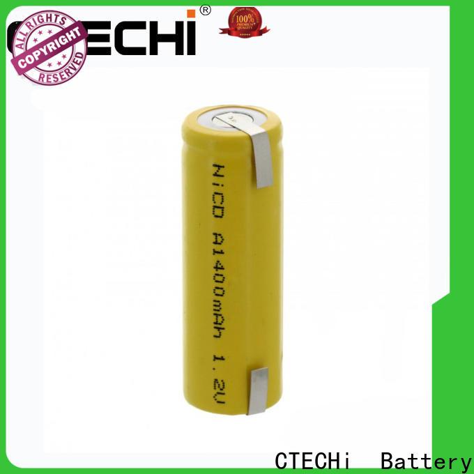 CTECHi saft ni cd battery customized for sweeping robot