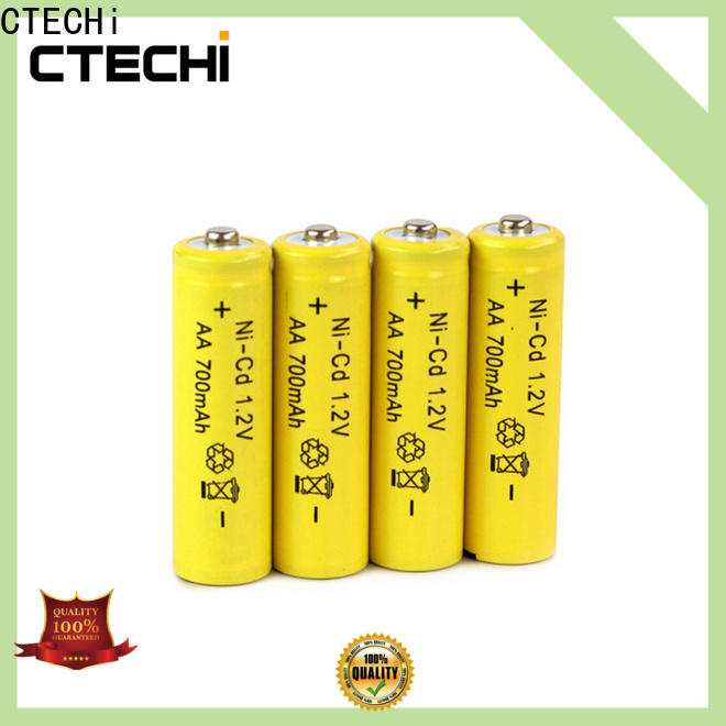 CTECHi ni-cd battery customized for payment terminals