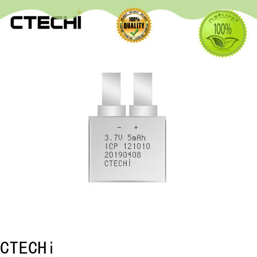 CTECHi micro-thin battery directly sale for factory