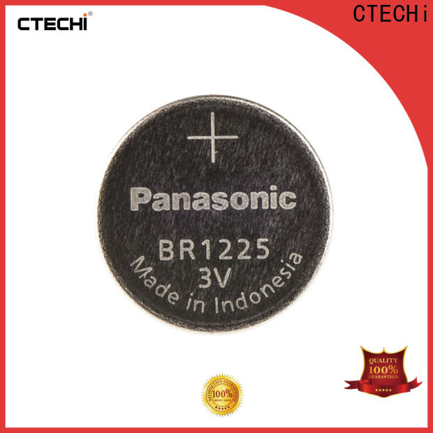 CTECHi panasonic lithium battery 3v supplier for drones