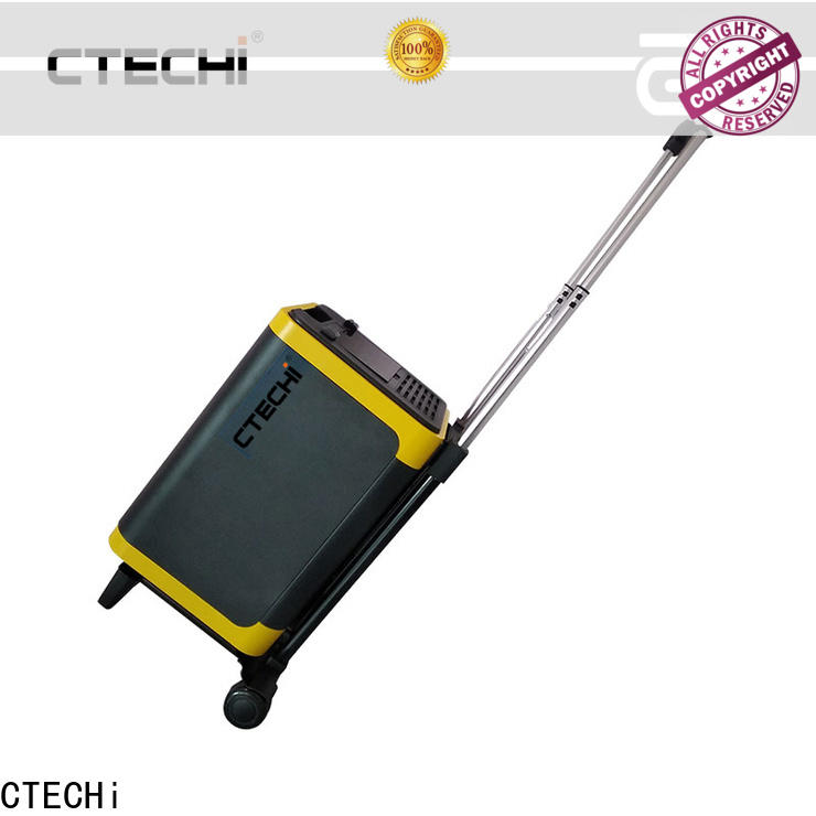 CTECHi certificated lithium portable power station factory for household