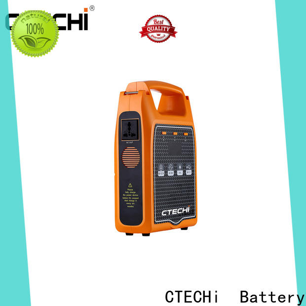 CTECHi 1500w power station factory for commercial