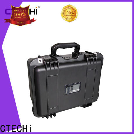 CTECHi quality lithium ion power station customized for back up