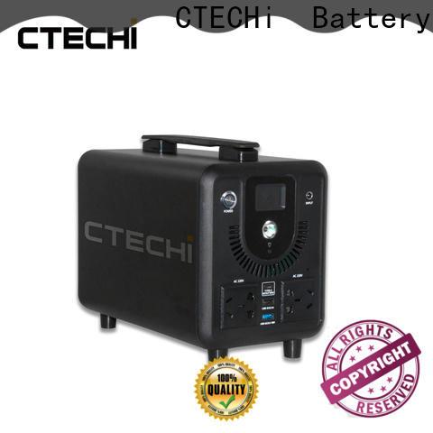 CTECHi lifepo4 power station customized for hospital