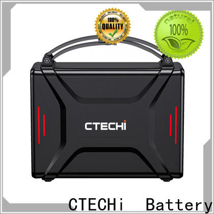 stable lithium portable power station customized for back up