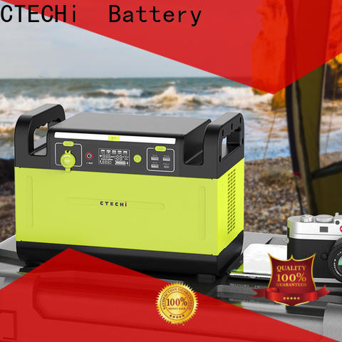 CTECHi camping power station manufacturer for camping