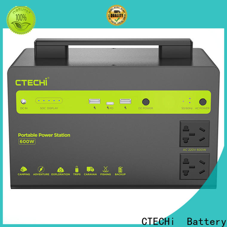quality best camping power station factory for hospital