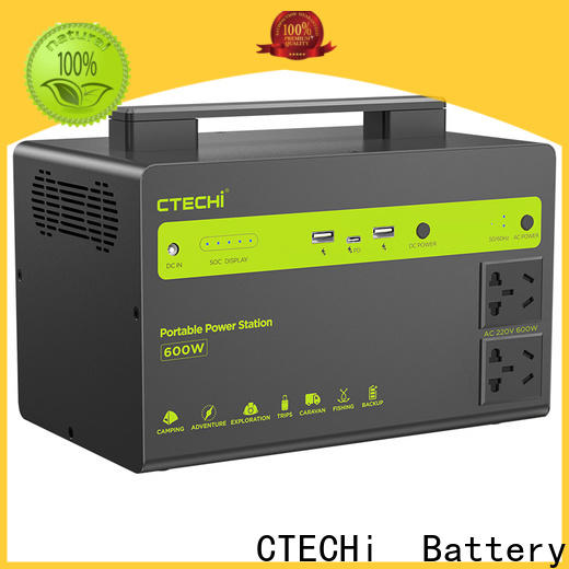 CTECHi outdoor power station manufacturer for commercial