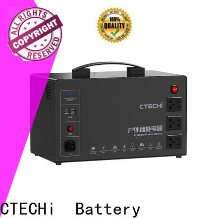 CTECHi professional 1500w power station personalized for camping