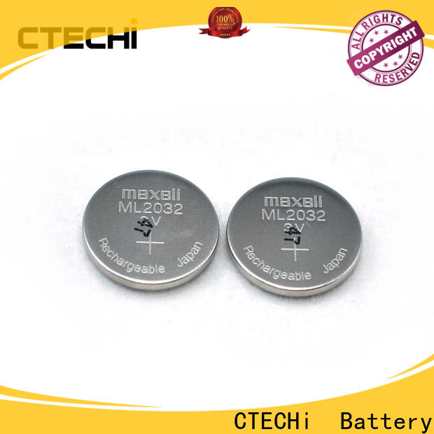 charging rechargeable button cell manufacturer for household