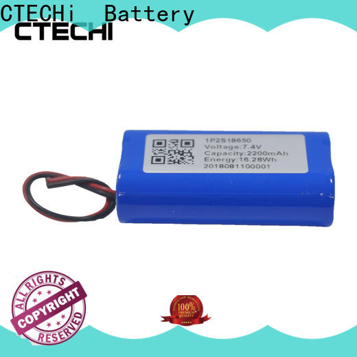 CTECHi li ion battery pack series for camera