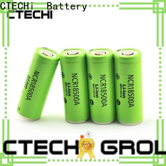 CTECHi panasonic lithium batteries series for flashlight