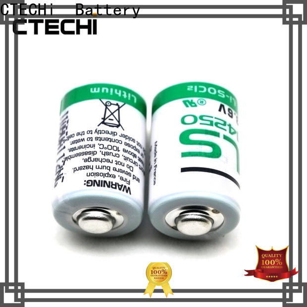 CTECHi saft batteries manufacturer for military fields