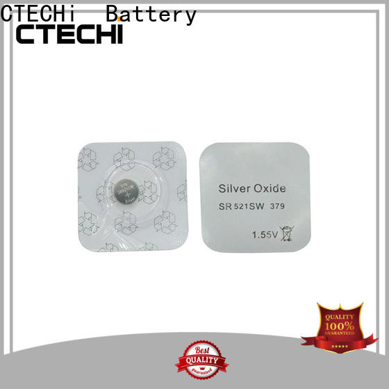 CTECHi button watch battery manufacturer for hearing aid