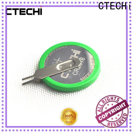 CTECHi lithium button batteries supplier for camera
