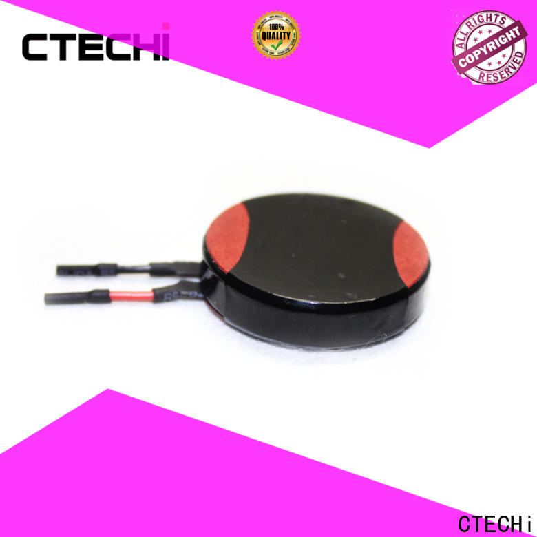 CTECHi electronic gas meter battery customized for electronic products