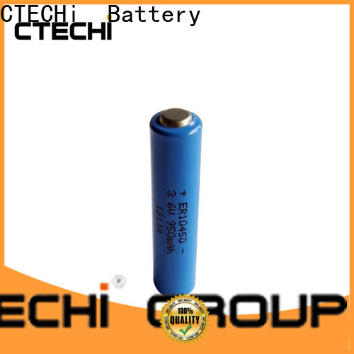 CTECHi lithium cell batteries customized for remote controls