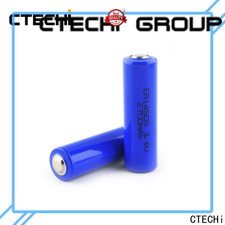 CTECHi electronic rechargeable coin cell customized for electronic products