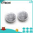 CTECHi digital rechargeable coin cell battery wholesale for calculator