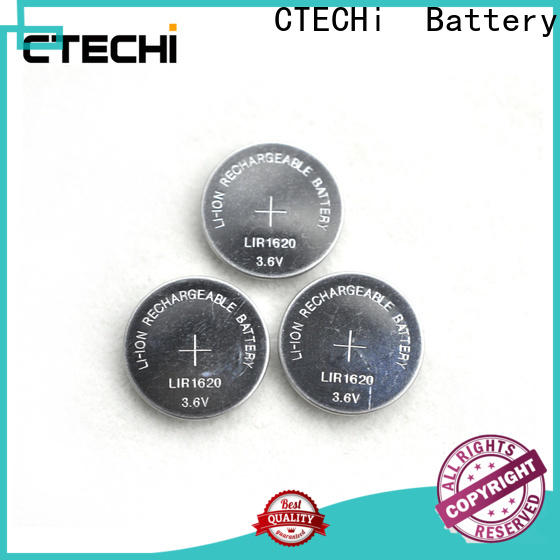 CTECHi rechargeable button cell batteries wholesale for watch