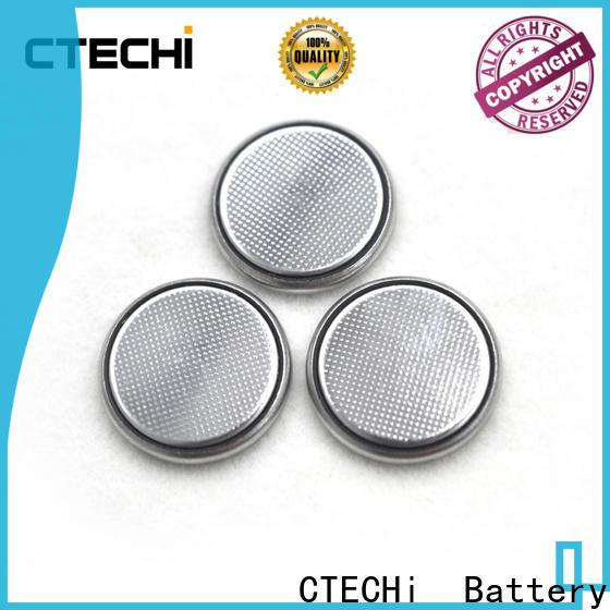 electronic rechargeable coin cell battery wholesale for car key