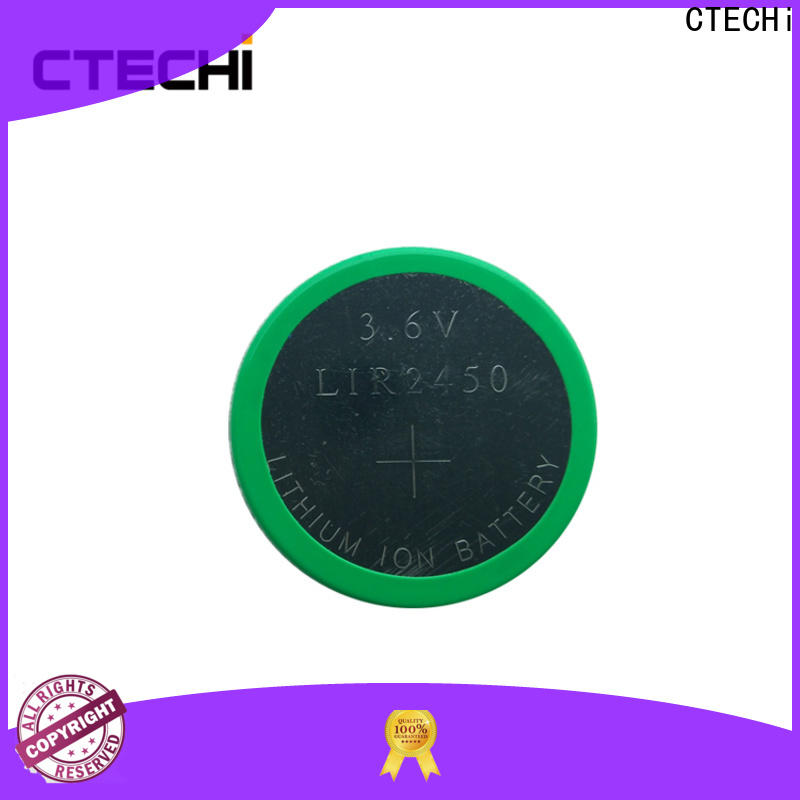 small rechargeable button cell batteries factory for household