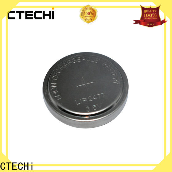 CTECHi rechargeable button cell batteries design for watch
