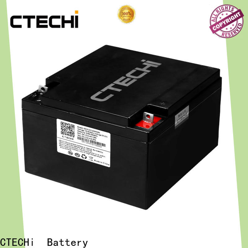 durable lifepo4 battery case customized for RV