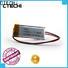 CTECHi 37v lithium polymer battery 12v series for smartphone