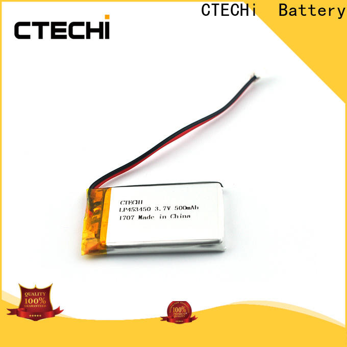 CTECHi lithium polymer battery supplier for phone