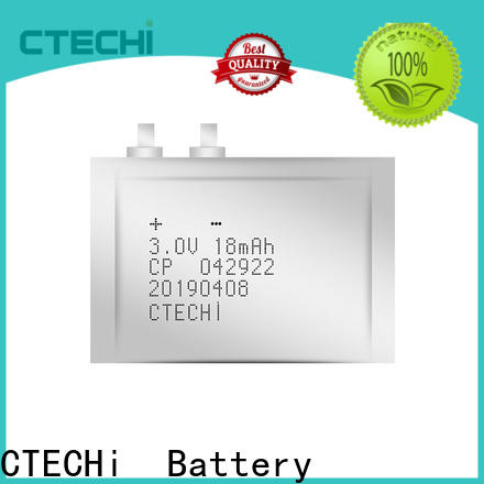 practical ultra-thin battery from China for factory