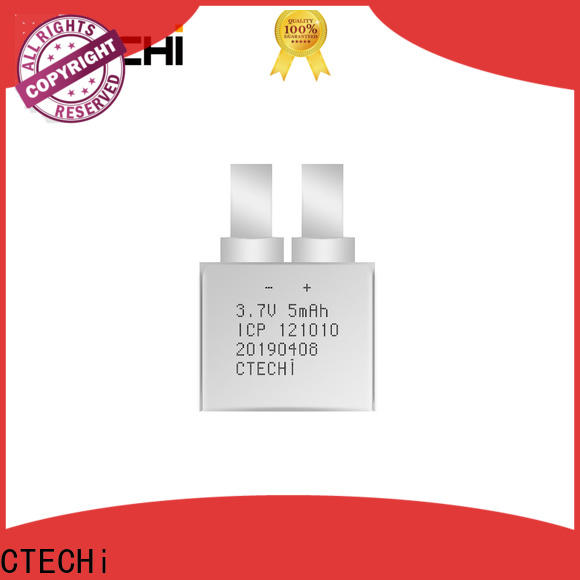CTECHi ultra-thin battery directly sale for factory