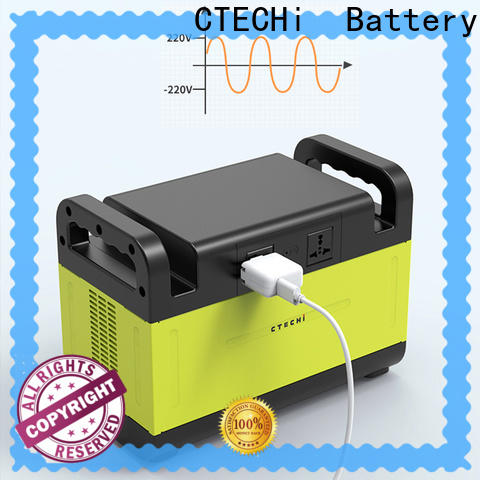 sturdy best camping power station customized for outdoor