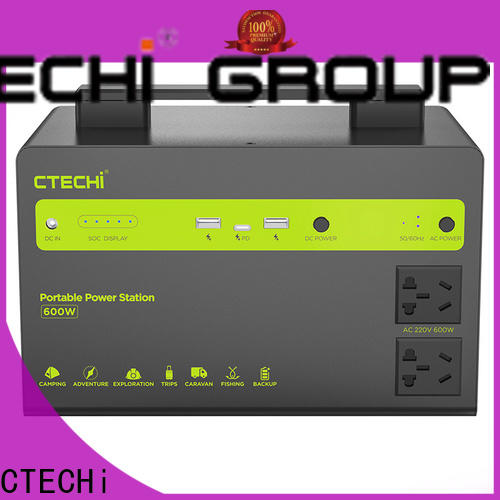 sturdy portable power station personalized for hospital