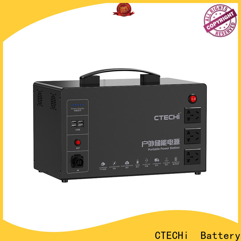 quality outdoor power station personalized for back up