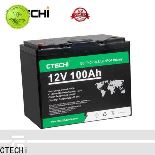 high quality lifep04 battery pack supplier for Golf Carts