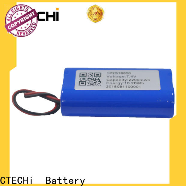 CTECHi quickly charged li ion battery pack supplier for camera