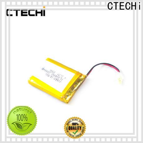 CTECHi digital lithium polymer battery 12v supplier for phone
