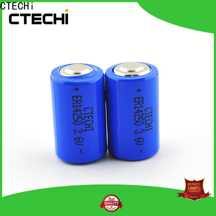 CTECHi 9v small lithium ion battery factory for remote controls