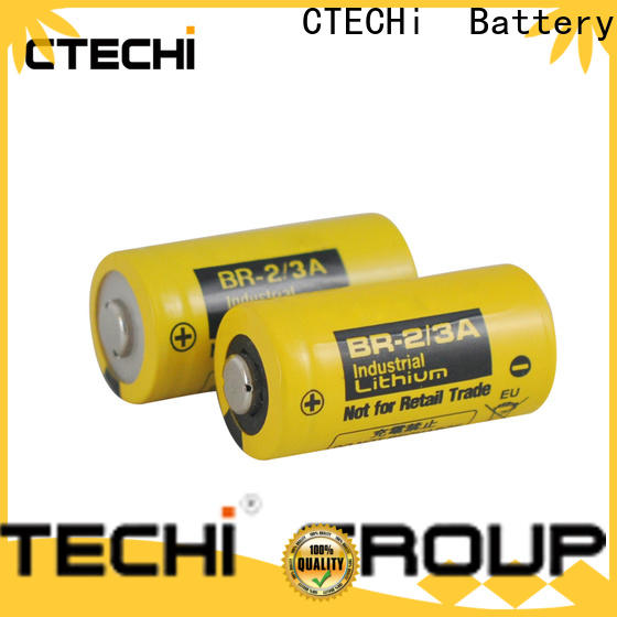 CTECHi heat resistance br battery wholesale for cameras