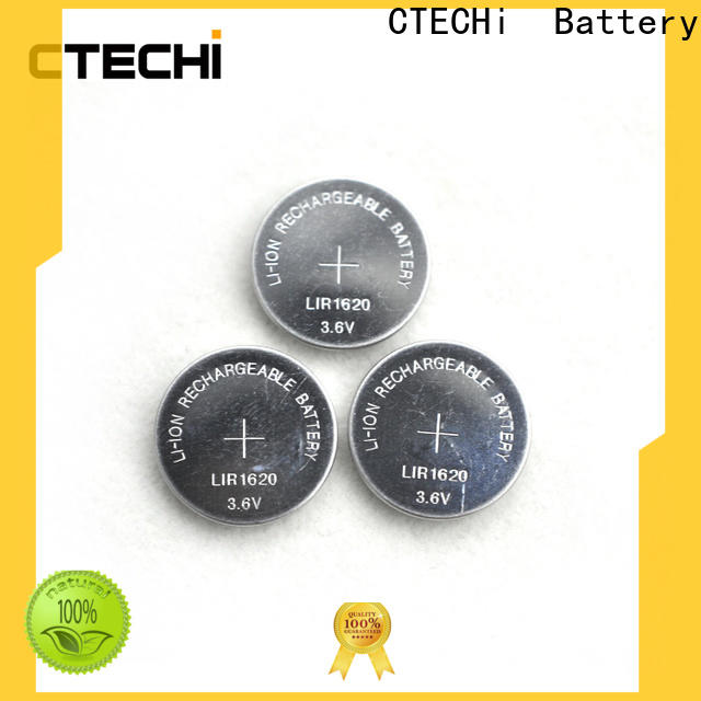 electronic rechargeable button batteries manufacturer for car key