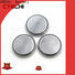 electronic rechargeable button batteries factory for car key