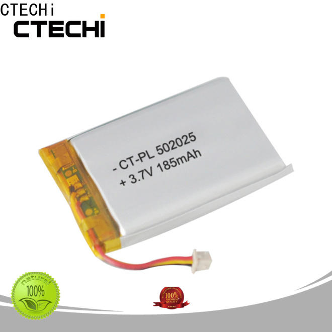 CTECHi 37v polymer battery series for